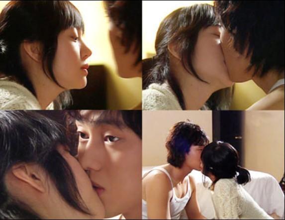 从亲吻的部位看男人的品格