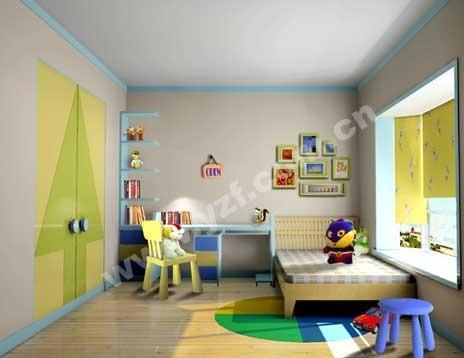 小孩房间装修禁忌-家居风水-玉环纵纵横-三支脚人才网