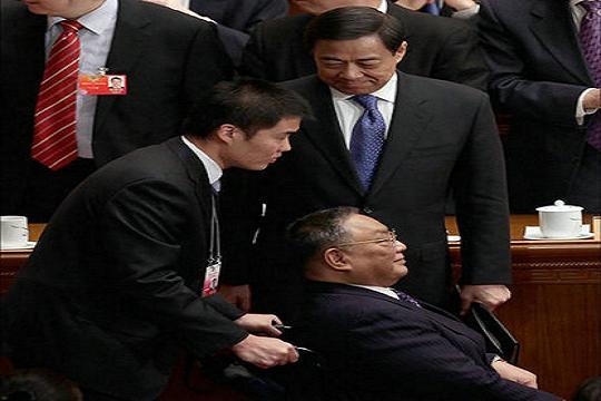 邓朴方是已故领导人邓小平的长子