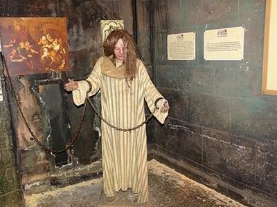 古代日本怎么惩罚女犯人 诡异恐怖图片