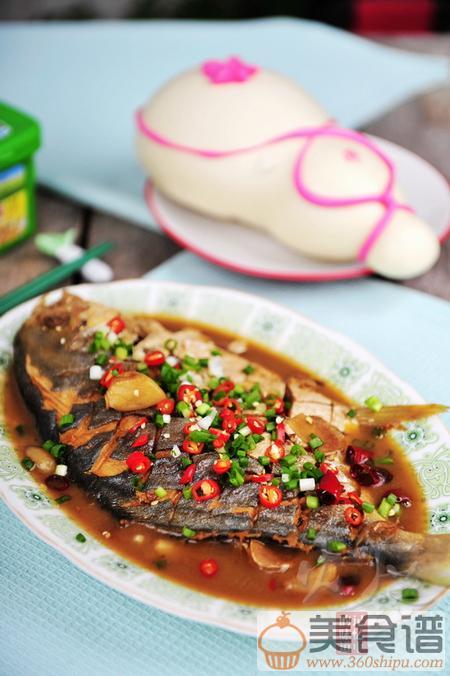红烧挂面的鲳鱼八个月做法婴儿怎么吃